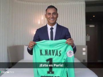Oficial: Keylor Navas al PSG y Areola cedido al Real Madrid