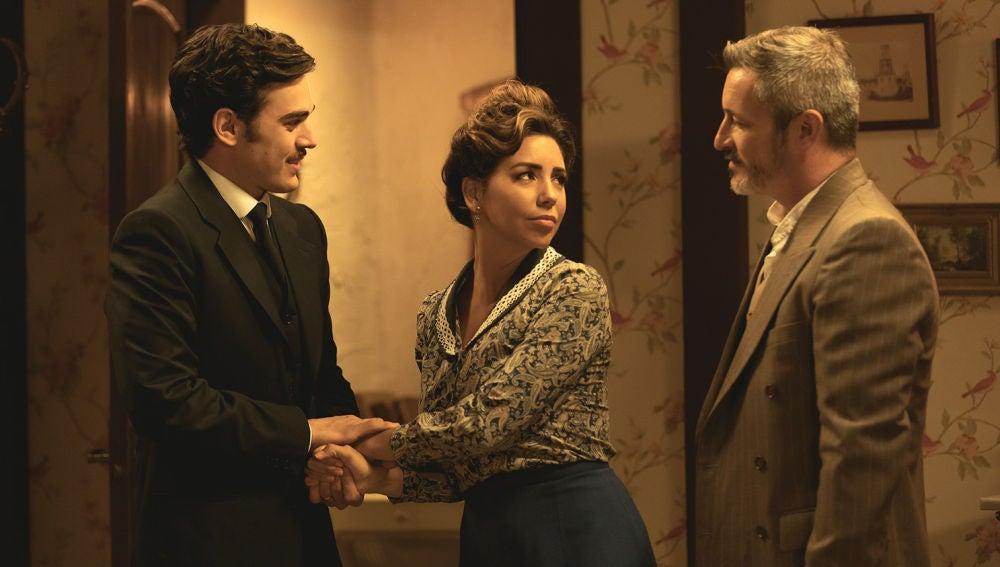 Emilia y Alfonso, la última esperanza para rescatar Puente Viejo
