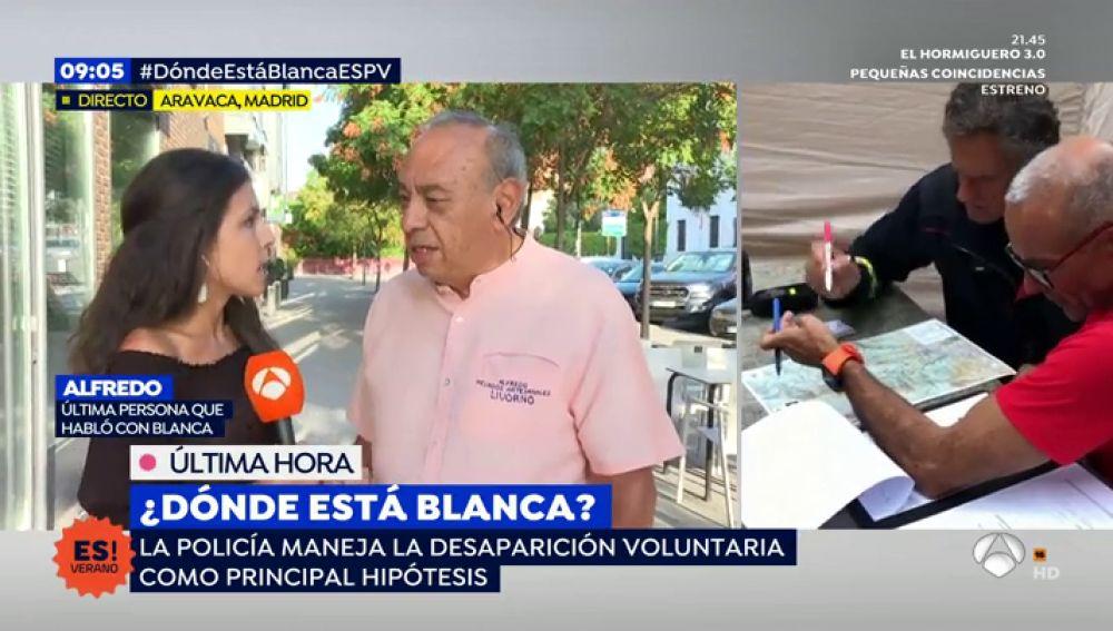 Desaparece Blanca Fernández Ochoa.