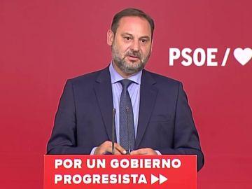 El PSOE llamará esta semana a Unidas Podemos