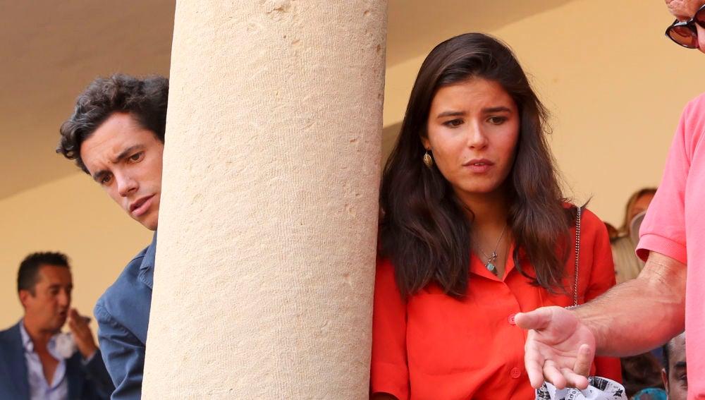 Cayetana Rivera Martínez de Irujo y Quique González de Castejón