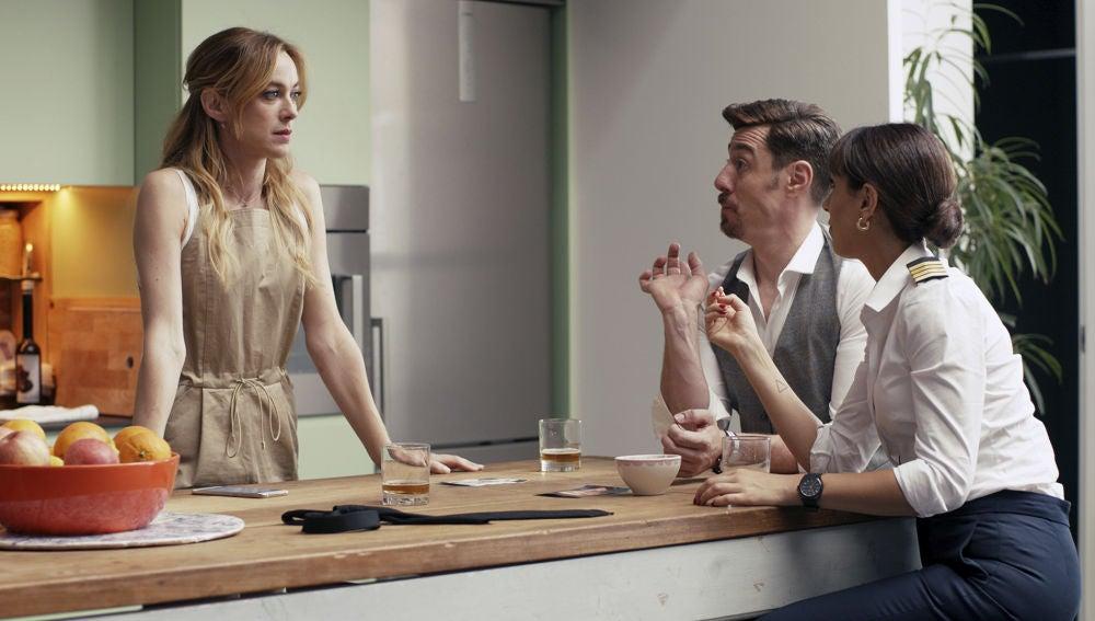 Marta se decide por Riki y Javi falla en su plan