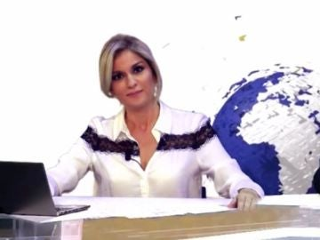 'Vacaciones en Titanic': el cameo de Sandra Golpe y Vicente Vallés en el vídeo de la 14 temporada de 'El Hormiguero'