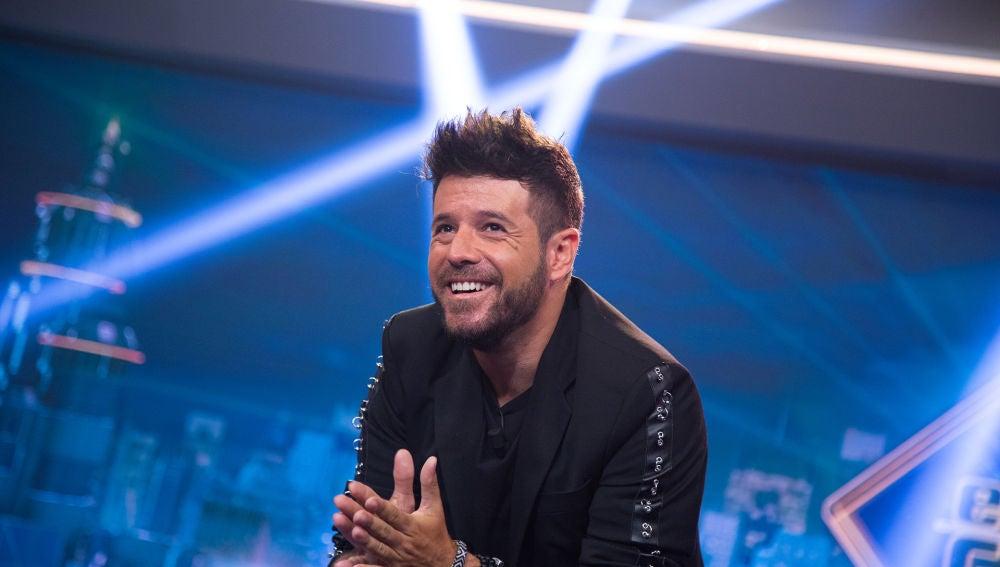 Vuelve a ver la entrevista al completo de Pablo López en 'El Hormiguero 3.0'