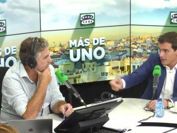 """Rivera no quiere 'España Suma': """"El sueño de Sánchez es volver a las dos Españas"""""""