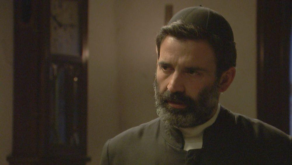 Los ánimos de Anselmo para que Berengario comience una vida con Marina