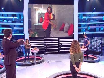 Silvia Abril se niega a abandonar '¡Ahora caigo!'