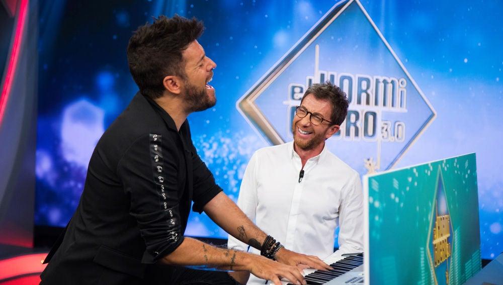 Pablo López estrena nueva canción de forma inesperada en 'El Hormiguero 3.0'