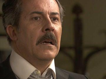 García Morales en El secreto de Puente Viejo
