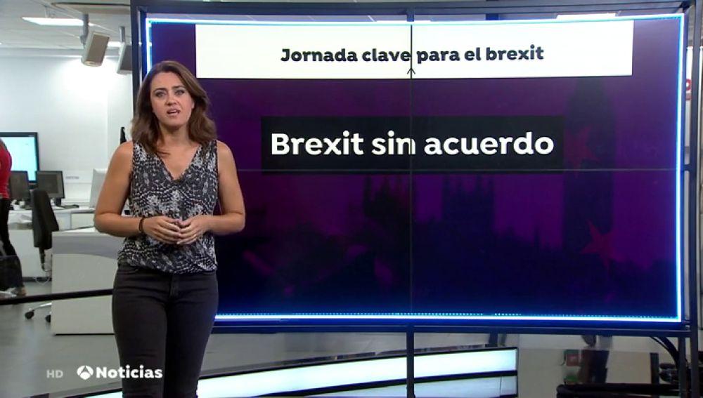 El parlamento británico vota una resolución que obligaría al gobierno a pedir un nuevo aplazamiento del Brexit