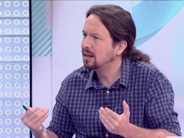 """Pablo Iglesias: """"No pueden pretender humillarnos más"""""""