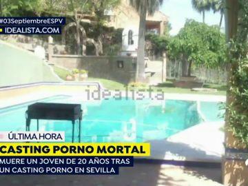 Casting porno mortal