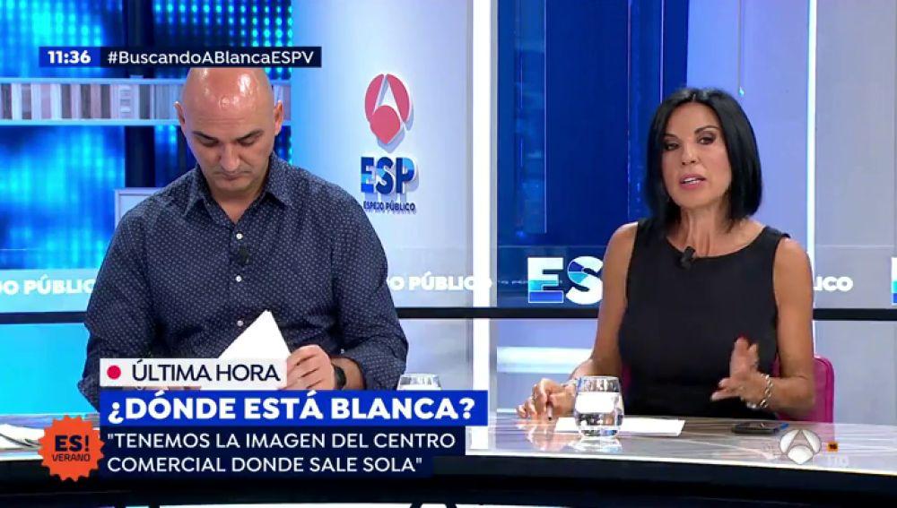 La abogada Beatriz de Vicente sobre la desaparición de Blanca Fernández Ochoa