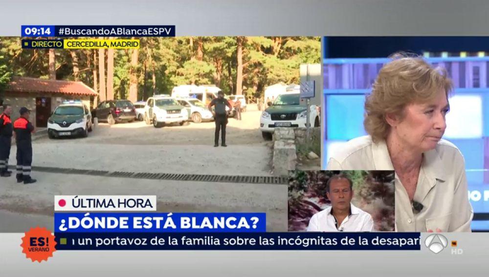Desaparición de Blanca Fernández Ochoa.