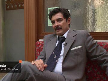 Jose Manuel Seda es Armando Ordoñez en Amar es para siempre