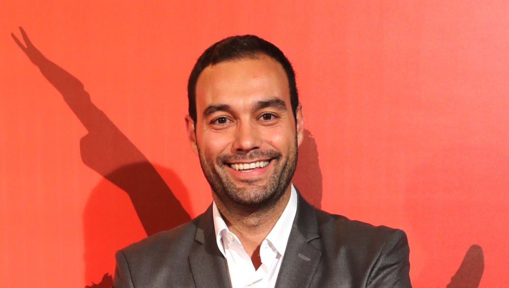 El periodista Antonio Esteva