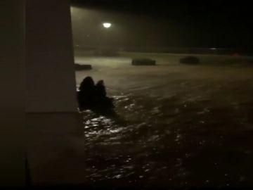 Las lluvias caídas en Tarragona