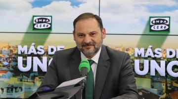 José Luis Ábalos, en Más de uno