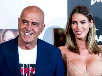 La felicidad de Kiko Matamoros junto a su joven novia Marta López