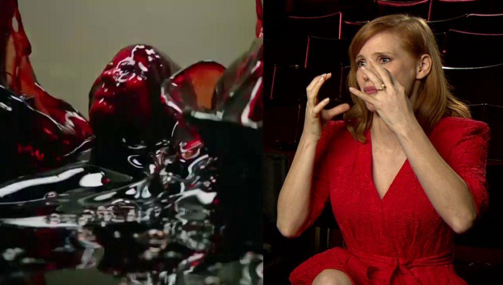 Jessica Chastain habla sobre 'It: Capítulo 2'