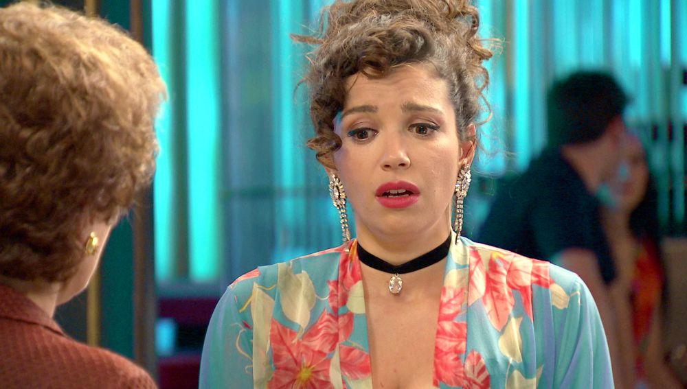 Amelia Ledesma en 'Amar es para siempre'
