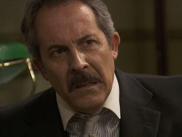 García-Morales en 'El secreto de Puente Viejo'