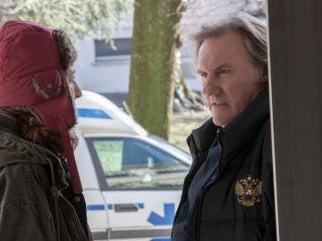 Gerard Depardieu y Marleau en 'Inspectora Marleau'