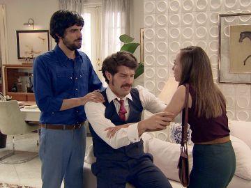 Carlos, desesperado, en 'Amar es para siempre'