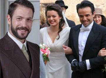 Chico García rinde homenaje a Rául Peña, Adriana Torrebejano y Aida de la Cruz en su despedida
