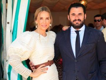 Carola Baleztena y Emiliano Suárez