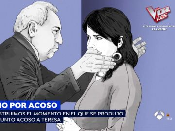 Acoso a Teresa Rodríguez