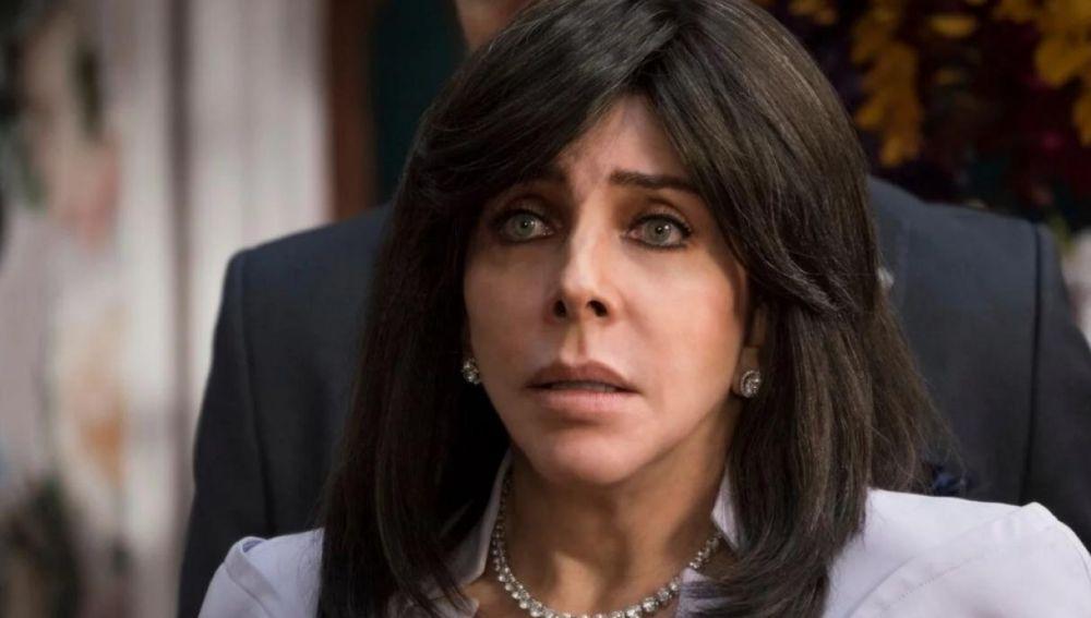 Verónica Castro en 'La Casa de las Flores'