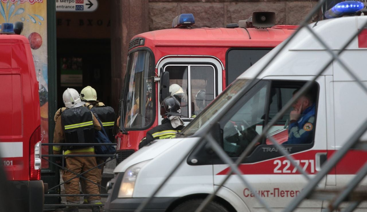 Ambulancia de Rusia