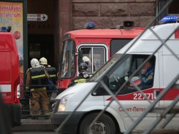 Ambulancia de Rusia