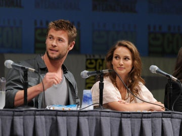 Chris Hemsworth y Natalie Portman protagonizarán 'Thor: Love and Thunder'