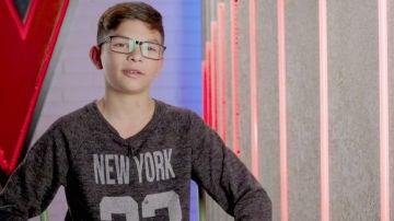 """Salvador Bermúdez: """"La Voz Kids es el principio de lo que me gustaría hacer el día de mañana"""""""