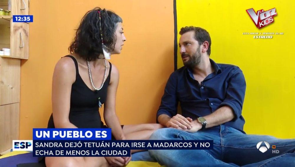 'Un pueblo es', en Madarcos