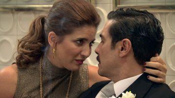 'Amar es para siempre': Armando e Irene, una pasión sin frenos a punto de ser descubierta