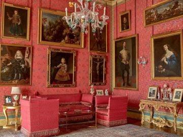Salón Español del Palacio de Liria