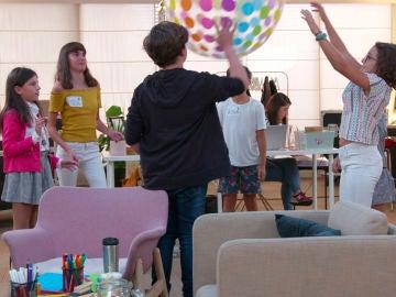 Los divertidos juegos de los niños en 'La Voz Kids'
