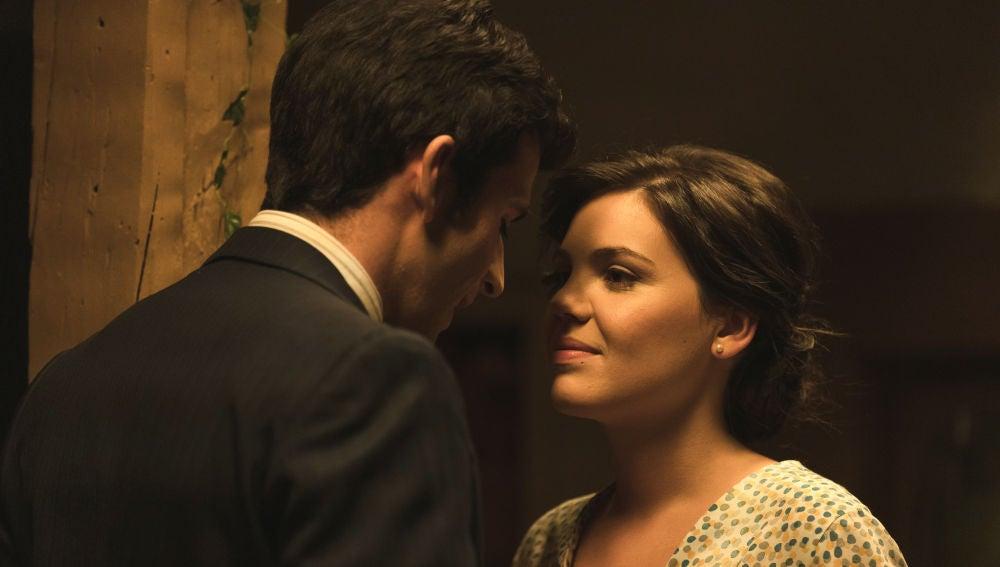 Tomás y Marcela, unidos por un amor casi imposible