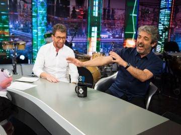 ¿Cine o teatro?, Ricardo Darín responde en 'El Hormiguero 3.0' qué no dejaría que desapareciera
