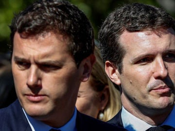 A3 Noticias 2 (16-09-19)  Rivera y Casado se reúnen en privado para analizar una eventual abstención que haga presidente a Sánchez
