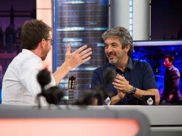 """Ricardo Darín confiesa en 'El Hormiguero 3.0' sus temores ante su exitosa obra: """"El teatro es vertiginoso, es peligroso"""""""
