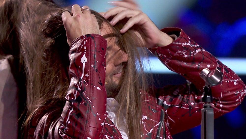 Descontrol y mosqueo tras la actuación de Sara Gálvez en 'La Voz Kids'