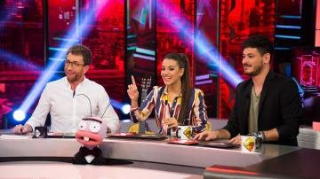 Trancas y Barrancas traen 'La Voz al Revés' en 'El Hormiguero 3.0' para divertir a Cepeda y Ana Guerra