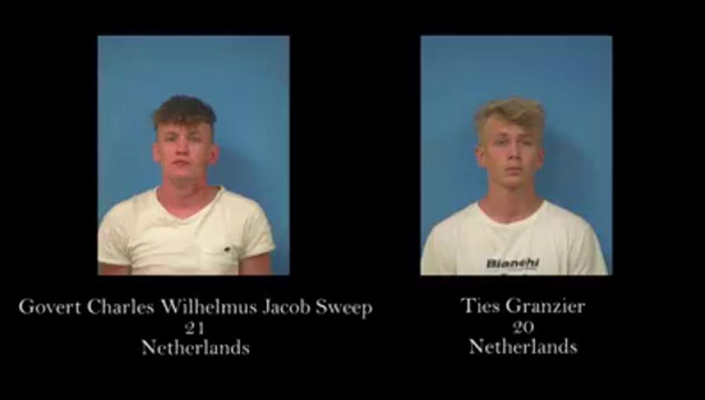 Detienen a dos 'youtubers' holandeses por intentar asaltar el Área 51, base militar de EE.UU