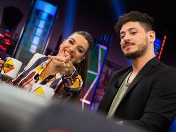 Ana Guerra y Cepeda revelan en 'El Hormiguero 3.0' cómo será su gira conjunta