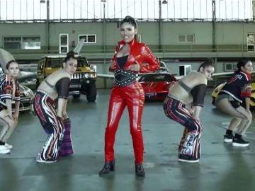 Imagen del videoclip de 'Isa P'