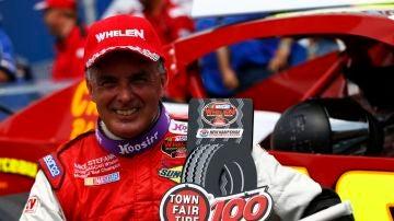 Mike Stefanik, piloto de la NASCAR